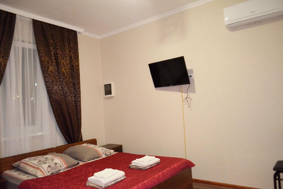 Комната в апартаментах для 2х человек - ГД Лидер,