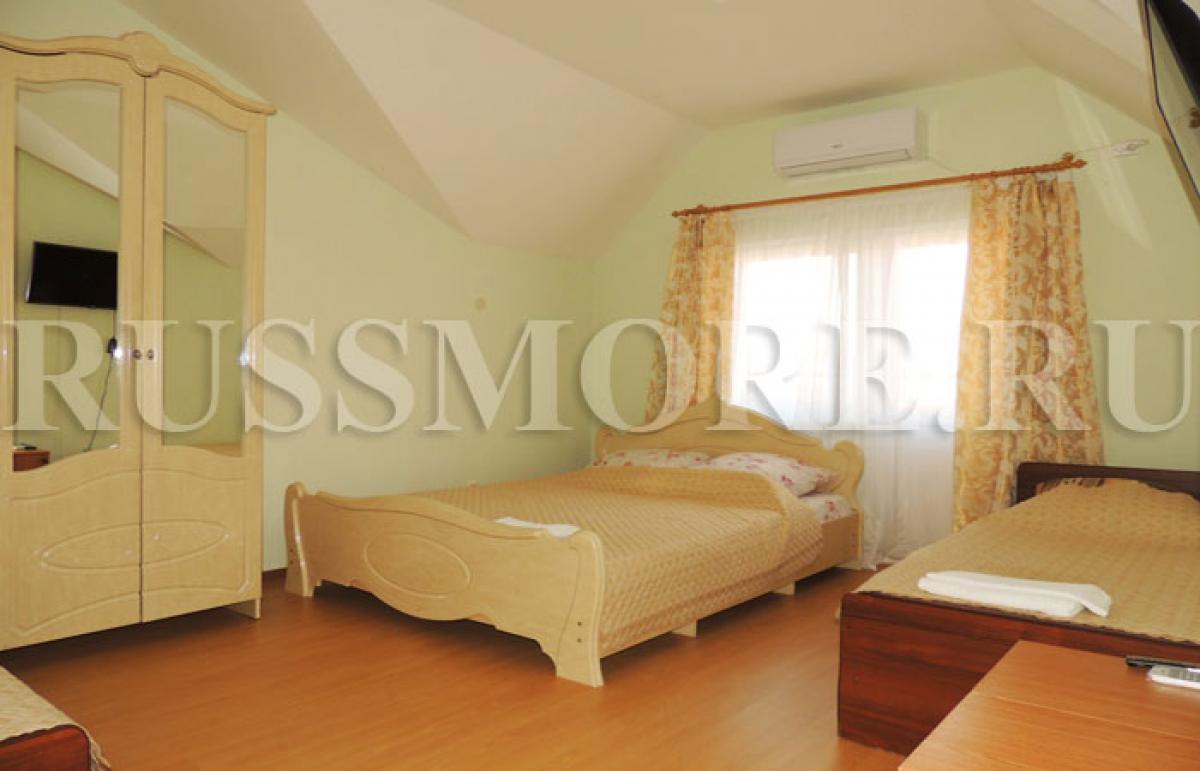 Комната в апартаментах для 3-4х человек - ГД Лидер